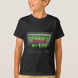 GERUÏNEERDE TELEVISIE MIJN LEVEN (YaWNMoWeR) T Shirt