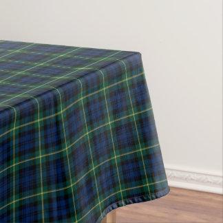 Geruite Schotse wollen stof van Gordon van de clan Tafelkleed