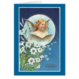 Gesegnete Heilige Ostern, Pasen Briefkaarten 0
