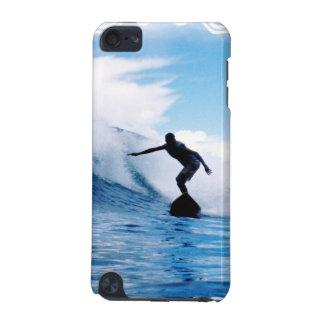 Gesilhouetteerd iTouch Hoesje Surfer