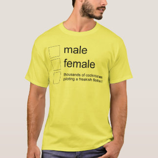 geslacht t shirt