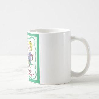 Geslepen Dame Koffiemok