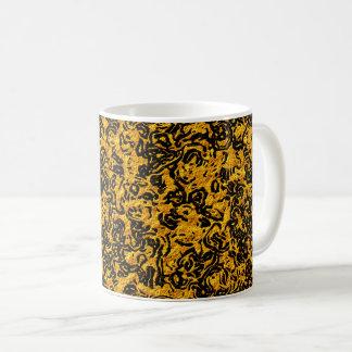 Gesneden Goud Koffiemok