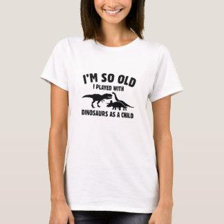 Gespeeld met Dinosaurussen T Shirt