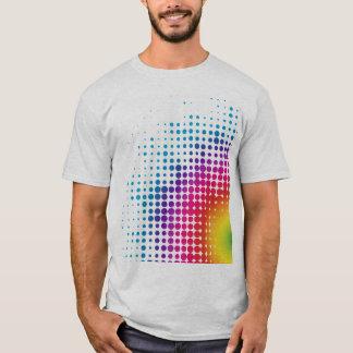 Gespikkeld Overhemd T Shirt