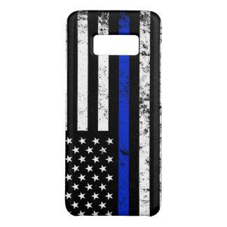 Gestileerde de politie verontrustte Amerikaanse Case-Mate Samsung Galaxy S8 Hoesje