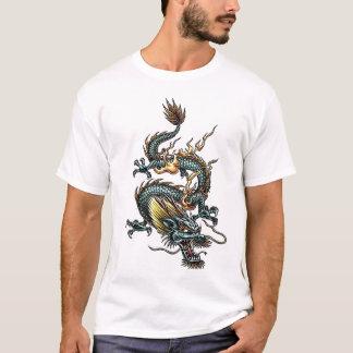 Gestileerde Draak 07 T Shirt