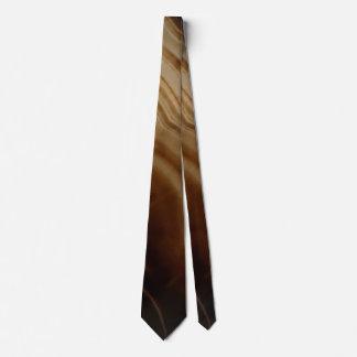 Gestreept Agaat, de Bruine, Koele Steen van de Custom Stropdassen