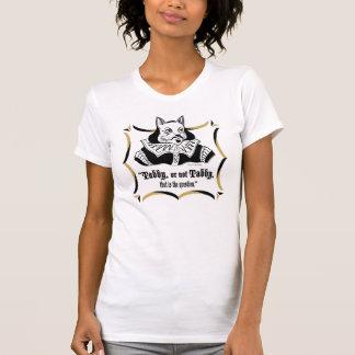 """""""Gestreepte kat, de T-shirt of niet van de"""