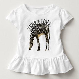 Gestreepte Liefde Kinder Shirts