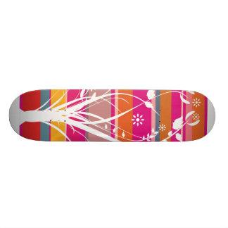 Gestreepte Whimsy Skateboards