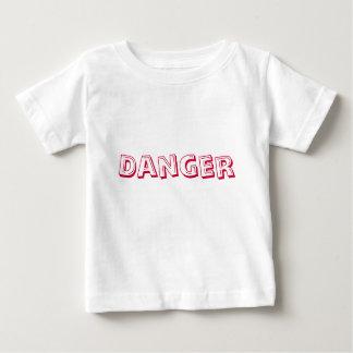 Gevaar - Toekomstige Tiener op Los! Baby T-shirt