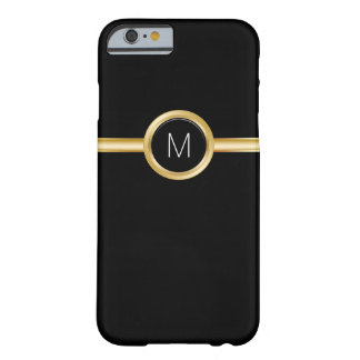 Geval het van het Bedrijfs mannen van de luxe van Barely There iPhone 6 Hoesje