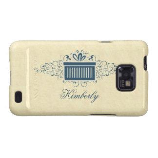 Geval van de Melkweg van Samsung van de Wervelinge Samsung Galaxy SII Cover