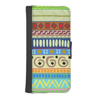 Geval van de Portefeuille van het Ontwerp iPhone 5 Portemonnee Case