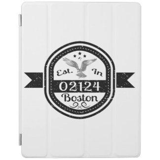 Gevestigd in 02124 Boston iPad Cover