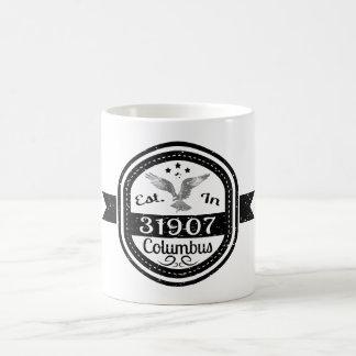 Gevestigd in 31907 Columbus Koffiemok