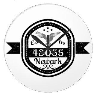 Gevestigd in 43055 Newark Grote Klok