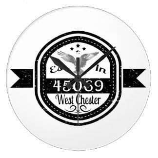 Gevestigd in 45069 West-Chester Grote Klok