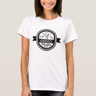 Gevestigd in 66062 Olathe T Shirt