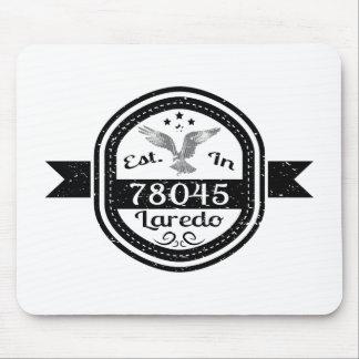 Gevestigd in 78045 Laredo Muismatten