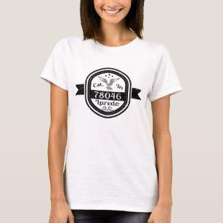 Gevestigd in 78046 Laredo T Shirt