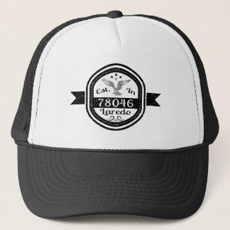 Gevestigd in 78046 Laredo Trucker Pet