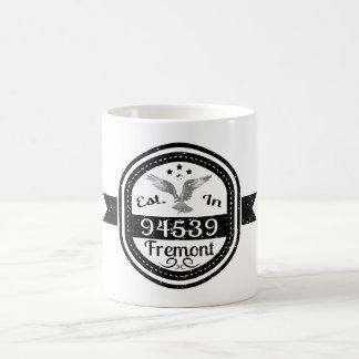 Gevestigd in 94539 Fremont Koffiemok