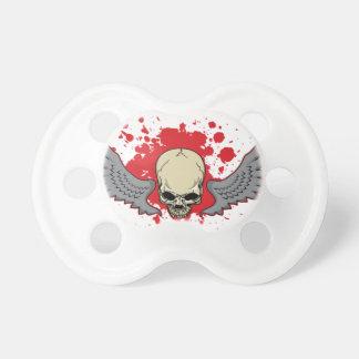 Gevleugeld-schedel Speentjes
