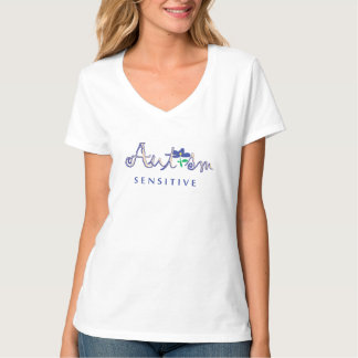 Gevoelig autisme t shirt