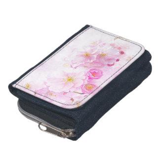gevoelige bloemen 418 portemonnee