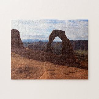 Gevoelige Boog I bij het Nationale Park van Bogen Puzzel
