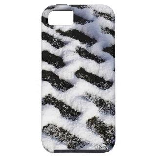 gevormde gang tough iPhone 5 hoesje