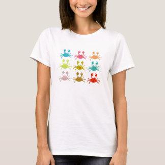 Gevormde Krabben T Shirt