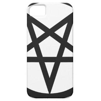 Gewaagde Pentagram Barely There iPhone 5 Hoesje