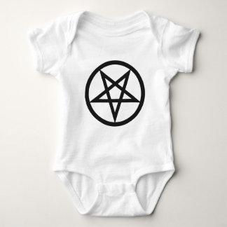Gewaagde Pentagram Romper