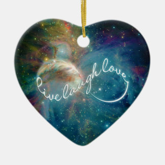 Geweldige de oneindigheidssymbool Liefde van de Keramisch Hart Ornament