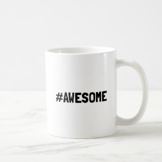 Geweldige Hashtag Koffiemok
