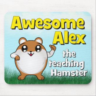 Geweldige het onderwijsduim van Alex omhoog Muismat