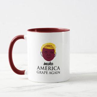 Geweldige maak opnieuw de Druif van Amerika gift Mok