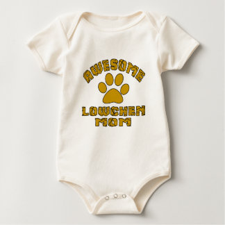 GEWELDIGE MAMMA LOWCHEN BABY SHIRT