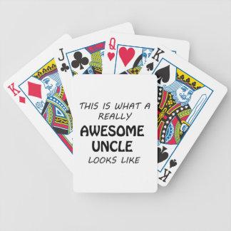 Geweldige Oom Poker Kaarten
