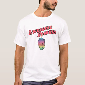 Geweldige Opossum T Shirt