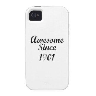 Geweldige sinds 1901 iPhone 4 hoesje