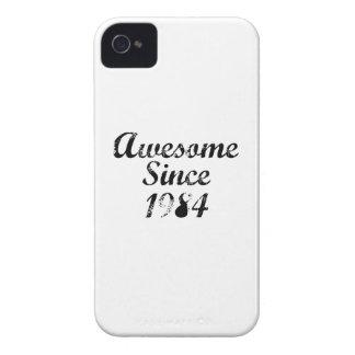 Geweldige sinds 1984 iPhone 4 hoesje