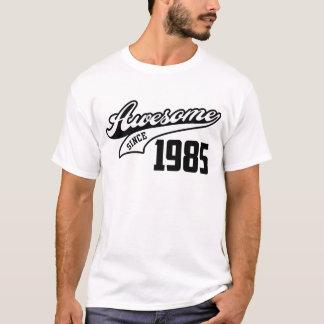 Geweldige sinds 1985 t shirt
