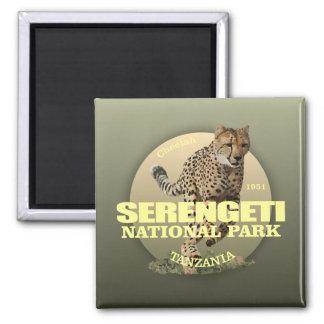GEWICHT het Nationale van het Park van Serengeti Magneet