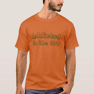 Gewijd aan de jaren '80 t shirt