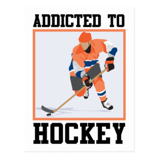 Gewijd aan Hockey Briefkaart
