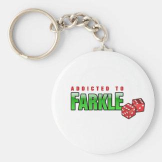 Gewijde FARKLE - Sleutelhanger